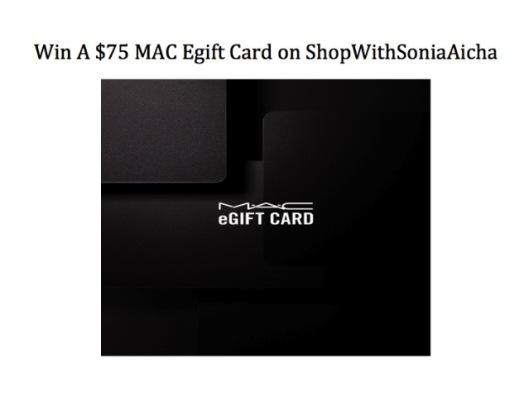 Mac Giveaway